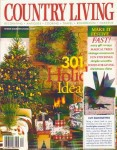 Country Living Dec 2002