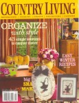 Country Living Jan 2009